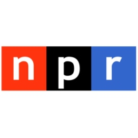 Logo of radio station NPR