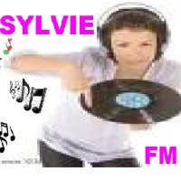 Logo of radio station SYLVIE FM