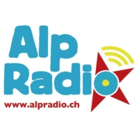 Logo of radio station AlpRadio
