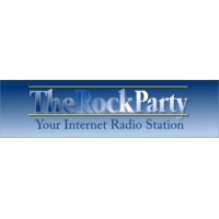 Logo of radio station The Rock Party