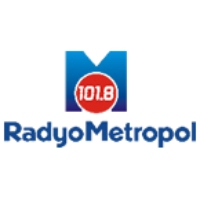 Logo of radio station Radyo Metropol