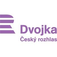 Logo of radio station Český rozhlas Dvojka