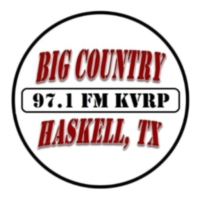 Logo de la radio KVRP Big Country 97.1 FM