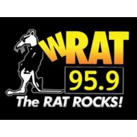 Logo of radio station WRAT 95.9 FM
