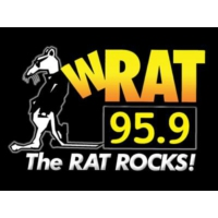Logo of radio station WRAT 95.9 FM