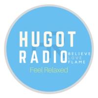 Logo of radio station Hugot Radio