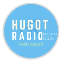 Logo of radio station Hugot Radio
