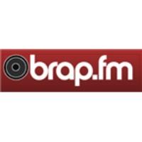 Logo de la radio Brap FM