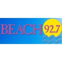 Logo of radio station WHBQ The Beach 92.7 FM