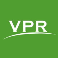 Logo of radio station VPR