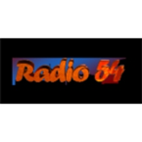 Logo of radio station Radio 54