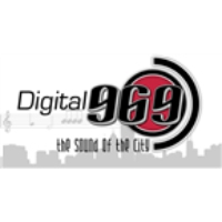 Logo de la radio Digital 96.9 FM