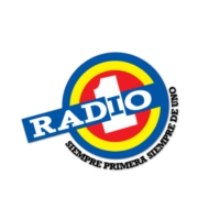 Logo of radio station Radio 1 Barrancabermeja