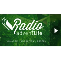 Logo of radio station AdventLife