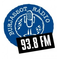 Logo of radio station Burjassot Radio 93.8
