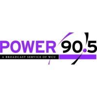 Logo of radio station WWCU Power 90.5