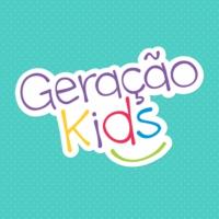 Logo de la radio Geração Kids