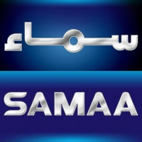 Logo of radio station SAMAA TV