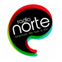 Logo of radio station Radio Norte