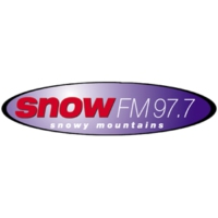 Logo of radio station Snow FM