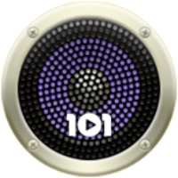 Logo of radio station 101.ru - Modern Talking