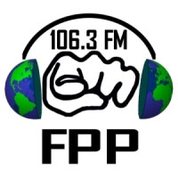 Logo of radio station FPP Frequence Paris Plurielle 106.3 FM