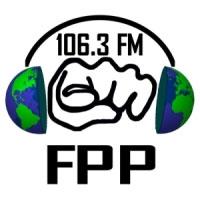 Logo de la radio FPP Frequence Paris Plurielle 106.3 FM