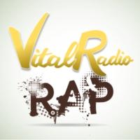 Logo of radio station Vital Radio Rap