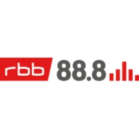 Logo of radio station rbb 88,8