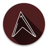 Logo of radio station AllWay