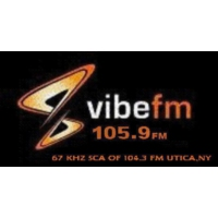 Logo of radio station The Vibe FM