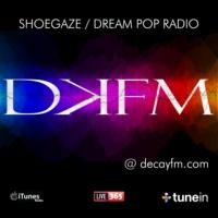 Logo de la radio DKFM Shoegaze Radio