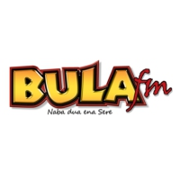Logo of radio station Bula FM