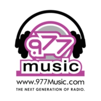 Logo de la radio 977 Music - Top 40 Hits