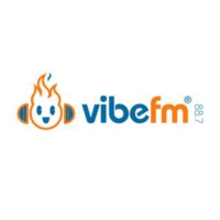 Logo of radio station Vibe FM 88.7