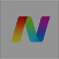 Logo of radio station AVIVA