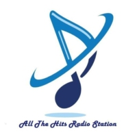 Logo of radio station All The Hits Radio Station