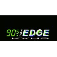 Logo of radio station KVHS The Edge 90.5