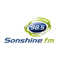 Logo of radio station 98Five Sonshine