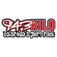 Logo of radio station KILO 94.3
