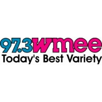 Logo of radio station WMEE 97.3