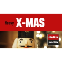Logo of radio station delta radio - Heavy X-Mas