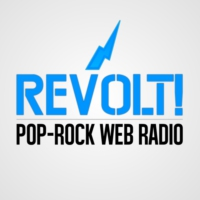Logo of radio station REVOLT! Radio