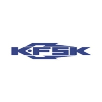 Logo of radio station KFSK-FM