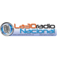 Logo of radio station La 30 Radio Nacional