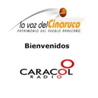 Logo de la radio La Voz del Cinaruco