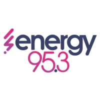 Logo of radio station CING-FM Energy 95.3 Radio