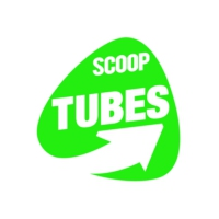 Logo of radio station SCOOP Tubes