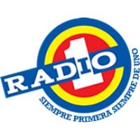 Logo of radio station Radio 1 Caucacia