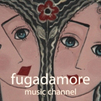 Logo of radio station fugadamore music channel